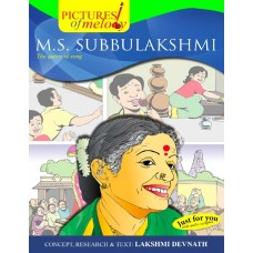Pictures Of Melody - M.S. Subbulakshmi (Print Version)