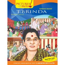 Pictures Of Melody - T. Brinda (Digital Version)
