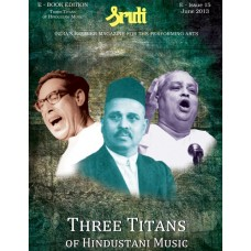 Three Titans of Hindustani Music