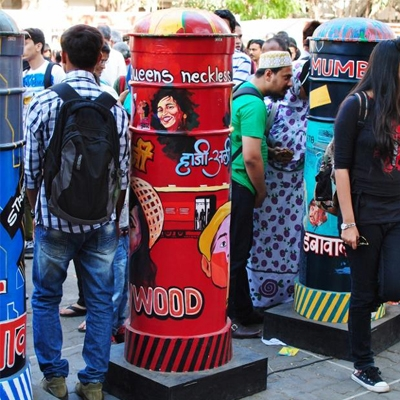 A Day at the Kala Ghoda Festival 2014