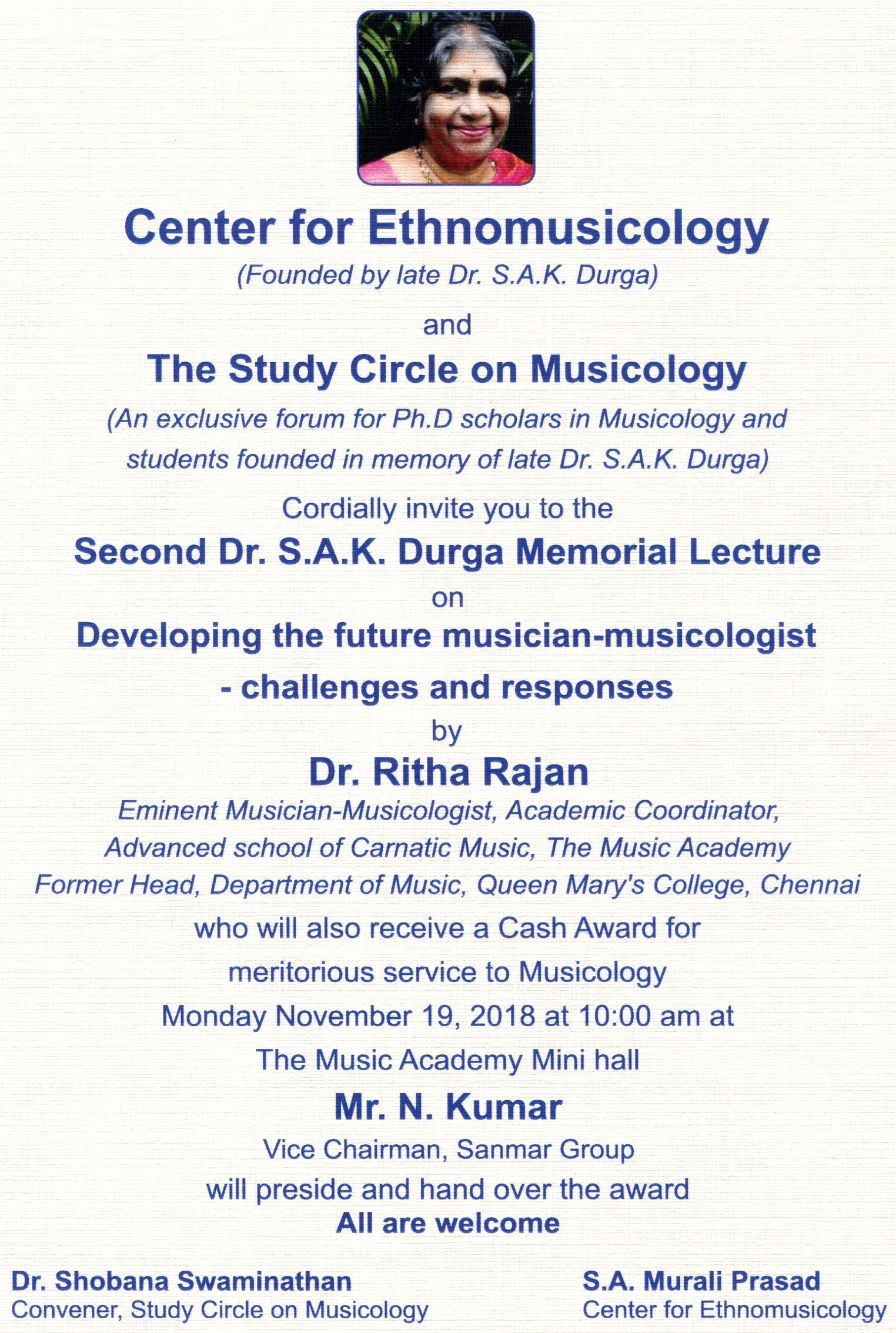 Center for Ethnomusicology
