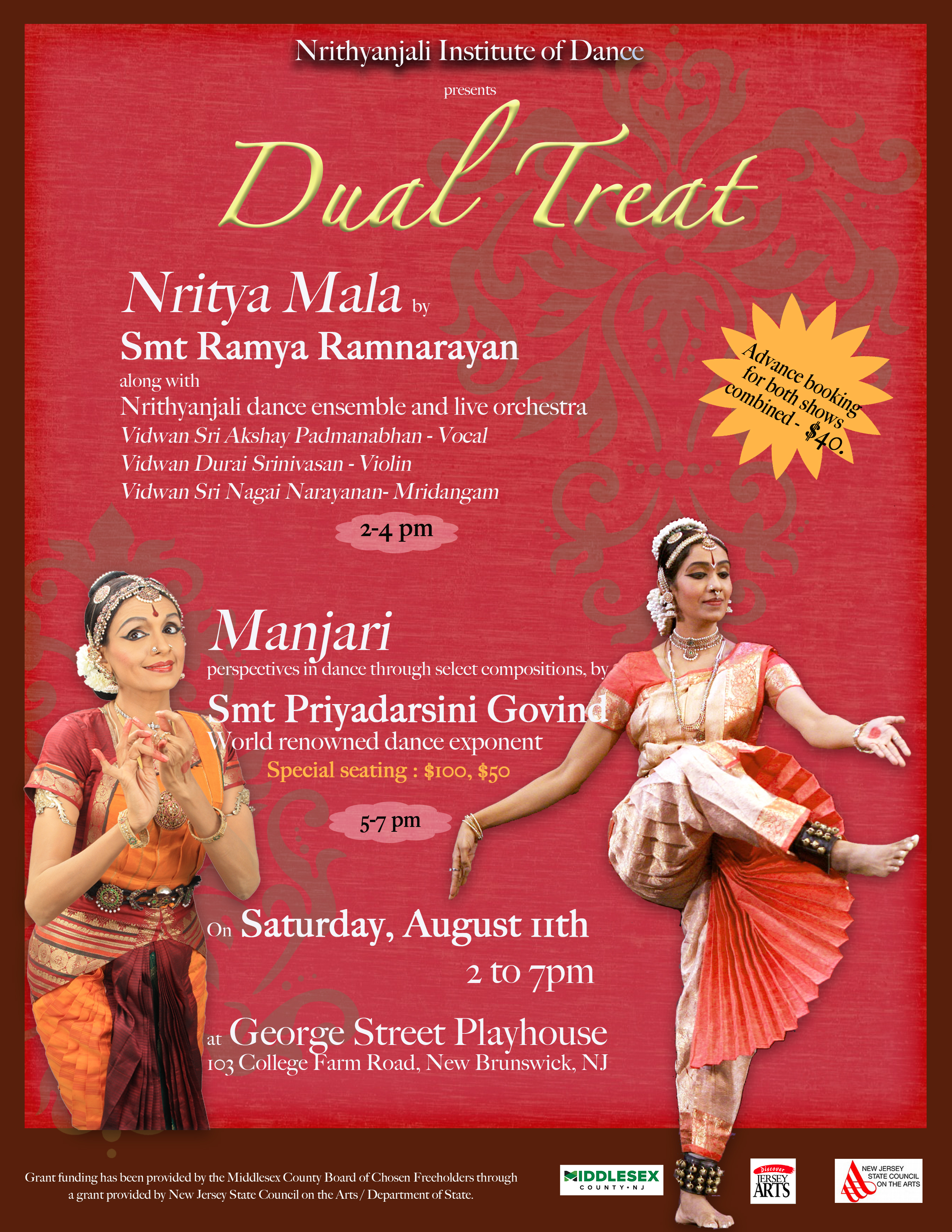 Nrithyanjali Institute of dance (Dual treat)