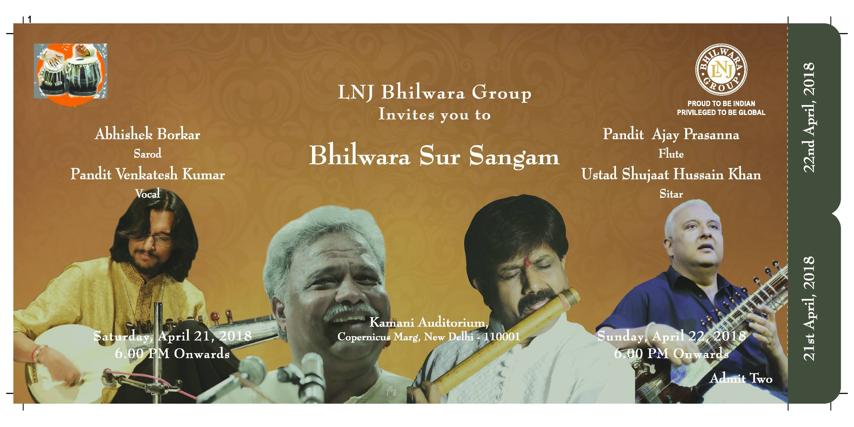7th Edition of Bhilwara Sur Sangam