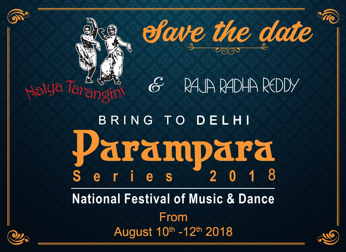 Parampara Series - National Festival of Dance & Music
