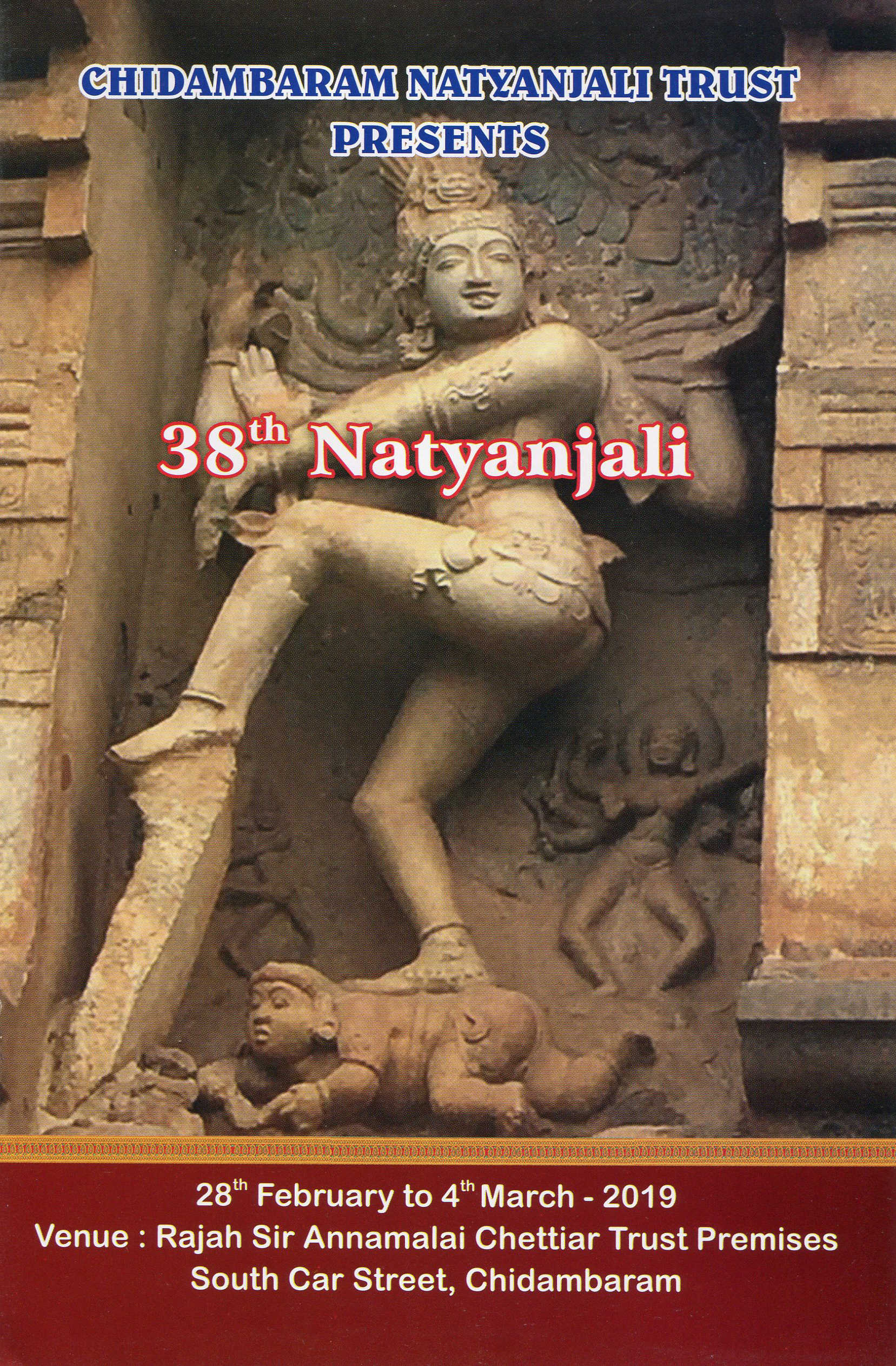 38 th Natyanjali