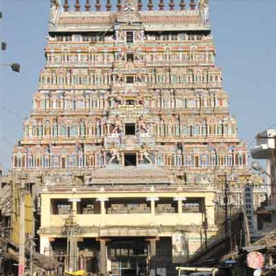 Chidambaram: abode of the Dancer Supreme