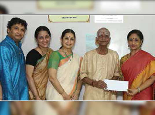 Abhai's 'Artistes for Artistes Welfare Fund' initiative