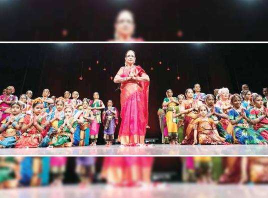 Bharatanatyam school celebrates 50 in Quebec
