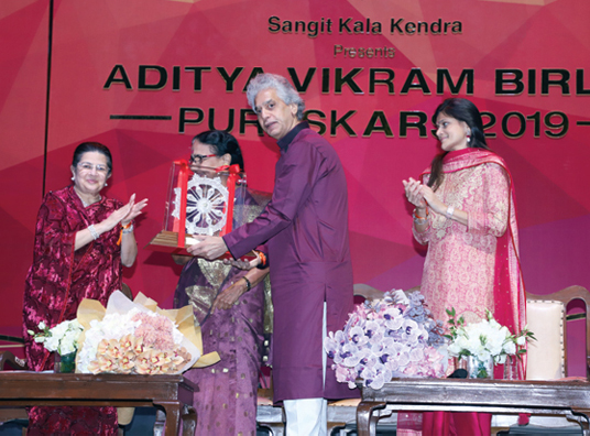 SANGIT KALA  KENDRA AWARDS