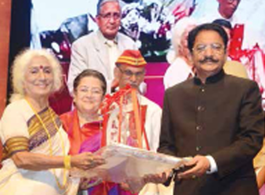 22nd edition of the Sangit Kala Kendra Awards function