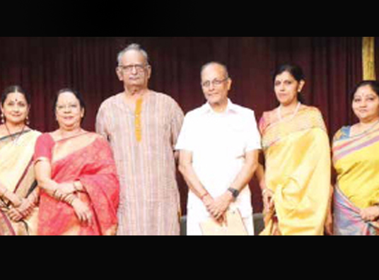 T.Balasaraswati's 100th birthday