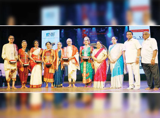 Ghantasala Puraskar for Legends