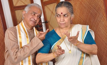 COVER STORY - Together every step of the way by V. Ramnarayan