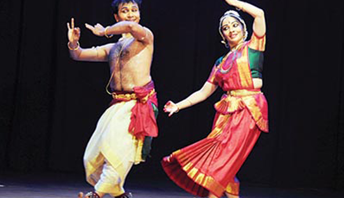 COVER STORY <br /> The Music Academy dance festival <br /> Leela Venkataraman