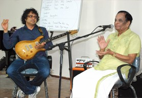NEW INITIATIVE - A music academy for the future MANNA SRINIVASAN