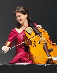 INTERVIEW - A cellist in Hindustani music by Saskia Rao-de Haas in conversation with Shrinkhla Sahai