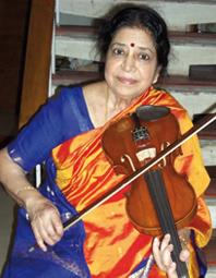 MY GURU - Many strings to her bow by AMRITHA MURALI