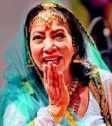 "INTERVIEW <br/> SITARA DEVI - ""I am a people's artist"" <br/> VIMALA SARMA"