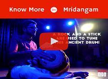 Know More Mridangam