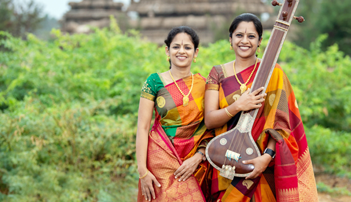 Cover story <br />  AKKARAI SISTERS - A three-in-one versatile duo <br /> by Sukanya Sankar