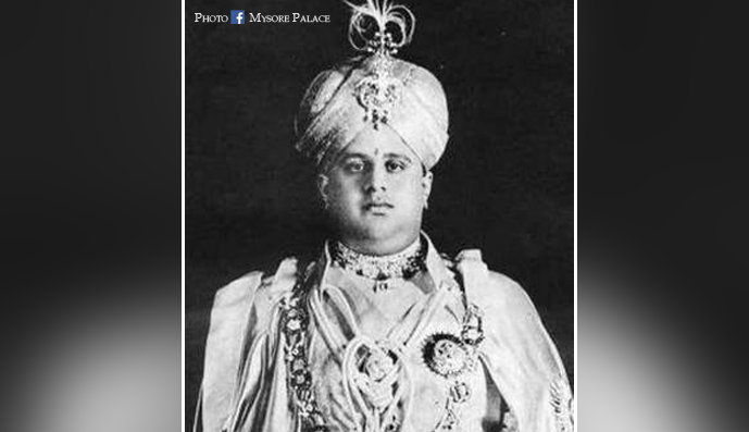 COVER STORY <br /> CENTENARY TRIBUTE:  JAYACHAMARAJENDRA WODEYAR <br /> by S.N. Shastry