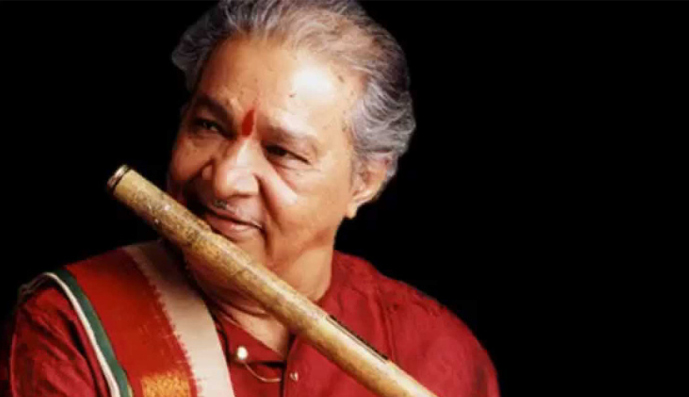 COVER STORY <br /> HARIPRASAD CHAURASIA AT 80 - A fairytale <br /> by V. Ramnarayan