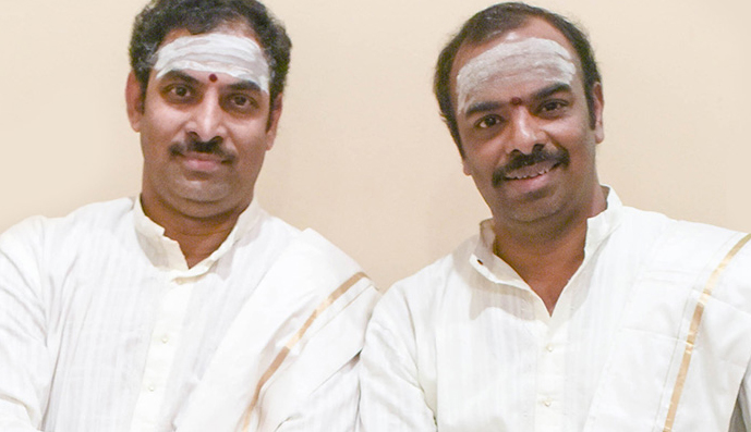 COVER STORY <br /> Malladi Brothers: Sincere to their heritage <br /> by Spencer R. Venugopal