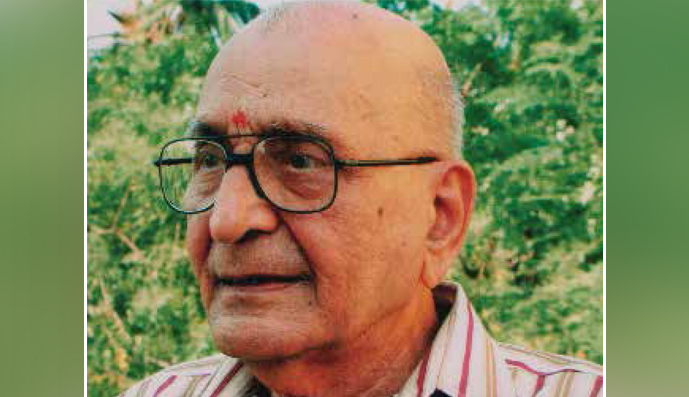 COVER STORY <br /> Centenary tribute - S. Rajam: the man and his music <br /> by N. Ramanathan