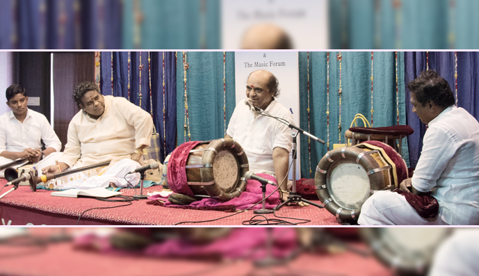 COVER STORY <br /> LEC DEM MELA 2019 - Focus on musical instruments <br /> by C. RAMAKRISHNAN