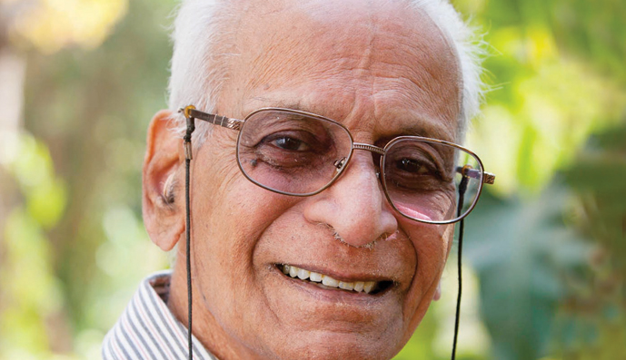 INTERVIEW <br /> P.V. KRISHNAMOORTHY <br />  PVK in conversation with Seetha Ratnakar