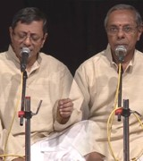 SPECIAL FEATURE <br/> Rudrapatnam Brothers - 60 years of traditional music <br/> The Rudrapatnam Brothers in conversation with Vivek Sadasivam